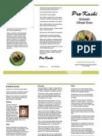 Prokashi Brochure