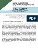 EL CULTO EUCARÍSTICO. (14) San Pedro Julián Eymard