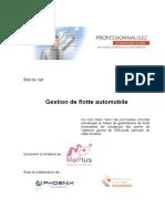 Gestion de flotte automobile - PDF Téléchargement Gratuit