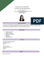 HOJA DE VIDA LAURA PDF