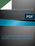 Clase Psicologia General - El Humanismo