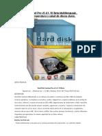 Hard Disk Sentinel Pro v5.61.10 Beta Multilenguaje, Monitoreo de Temperatura y Salud de Discos Duros.