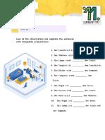 11.1 A2.1 - Uebung - Unit 2 - Wechselpraepositionen