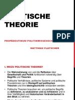 Politischie Theorie_Flatscher
