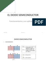 El Diodo Semiconductor Por Ccnm