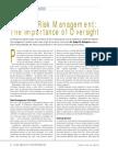 Pension Funds Risk