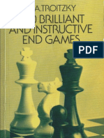 360 Brilliant and Instructive Endgames [Troitzky, 1961]