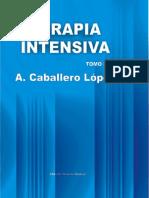 Terapia Intensiva Tomo III - Caballero López