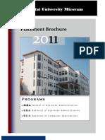 Placement Brochure PDF