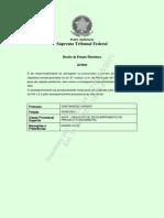 Petição de partidos ao STF contra sigilo de 100 anos ao processo de Pazuello no Exécito