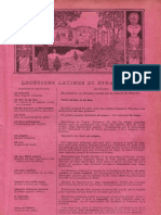 dictionnaire pages roses (latin)