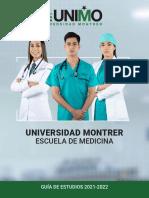 GUIA DE ESTUDIOS  MEDICINA