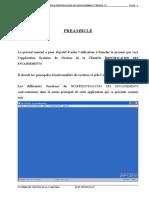 Identification Des Encaissements Version 1.0 (Manuel)