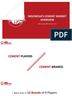 SMP Indonesia Cement Overview 2019