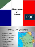 FRANCE PRESENTATION...