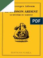 Le-buisson-ardent-ou-le-pouvoir-du-serpent-Jorge-Adoum