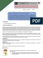 3ro Organizacion Politica Virreynato Peruano