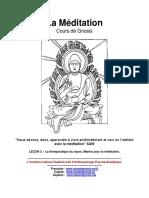 Meditation 03