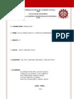 CICLO HIDROLOGICO Y CUENCAS