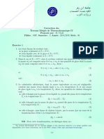FPO-SMP-TD-Thermodynamique-II-2018-2019-Serie-06-Correction
