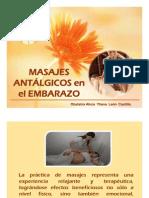 MASAJES ANTÁLGICOS EN EL EMBARAZO