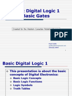 Basic Digital Logic 1