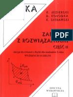 FIZYKA - Zadania z rozwiązaniami część 2, Jezierski, Kołodka, Sierańsk