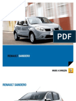 Katalog Renault Sandero Brasil