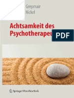 Grepmair,Ludwig & Nickel,Marius - Achtsamkeit Des Psychotherapeuten
