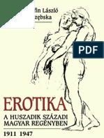 Kemenes G. László-Erotika a XX. századi magyar regényben