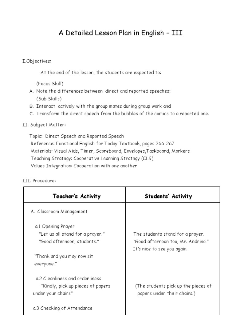 detailed lesson plan for high school science High school science lesson plans, activities, and teacher resources get access to thousands of lesson plans join us biology 78 lessons chemistry 11 lessons computer science 10 lessons earth and space science 24 lessons physics 12 lessons science and engineering practices 27 lessons.