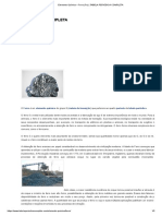 Elemento Químico – Ferro (Fe) _ TABELA PERIÓDICA COMPLETA