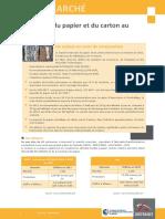 Papier Carton Maroc 2015