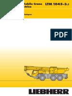 Liebherr 45 ton