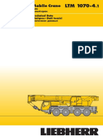 Liebherr 70 ton