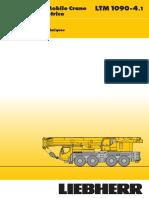 Liebherr 90 ton