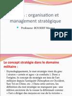 Cours 2de Organisation Et Management Stratégique