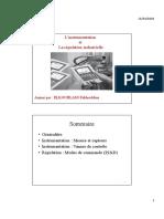 L'Instrumentation Et La Régulation Industrielle