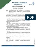 BOE-A-2021-9787 «Impuesto sobre las Transacciones Financieras. Autoliquidación»
