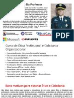 Etica e Cidadania Na Organização - Aula 1-2-3