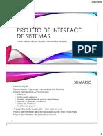 Unid3.1 ProjInterfaceSistemas Introducao