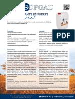 016 Consolidante de Superficies KS Fuerte Sopgal 1