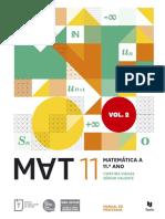 Dokumen.pub Mt 11 Mat 11 Volume 2 Manual de Professor 9789724753911