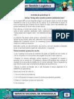 Evidencia 5 Workshop Using verbs to build customer satisfaction tools