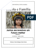 4ª APOSTILA INFANTIL II