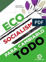 Perspectivas y propuestas para avanzar hacía una transicion ecosocial de mayorías - Anticapitalistas