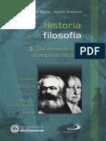 Reale & Antiseri - Historia de La Filosofía. 5. Del Romanticismo Al Empiriocriticismo