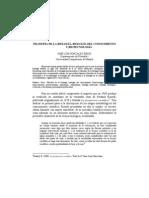 FILOSOFÍA DE LA BIOLOGÍA, BIOLOGÍA DEL CONOCIMIENTO Y BIOTECNOLOGÍA