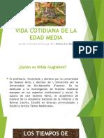 2-VIDA COTIDIANA DE LA EDAD MEDIA