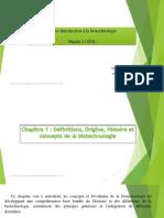 Biotechnologie-Chapitre-1